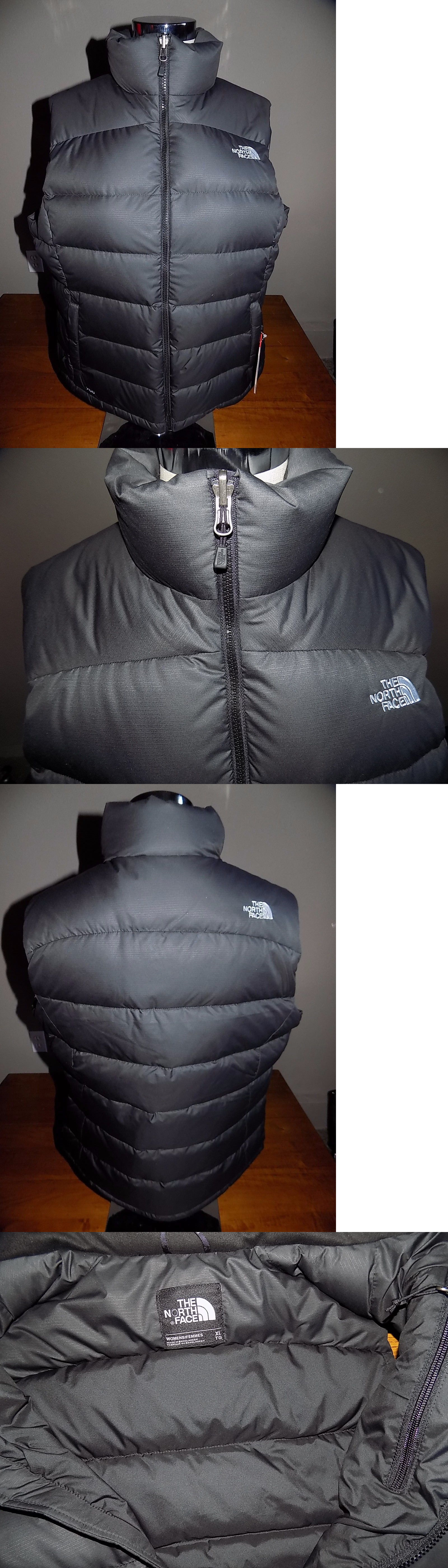 c8a37fcf1 Vests 15775: Nwt Women S The North Face Nuptse 2 Vest Tnf Black Size ...
