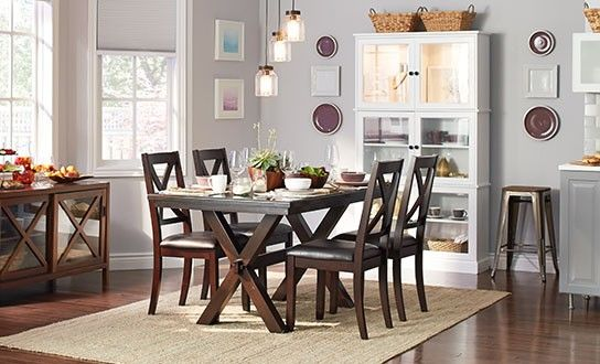 The Beautiful New Canvas Home & Dining Collection From Canadian Magnificent Upscale Dining Room Furniture Inspiration