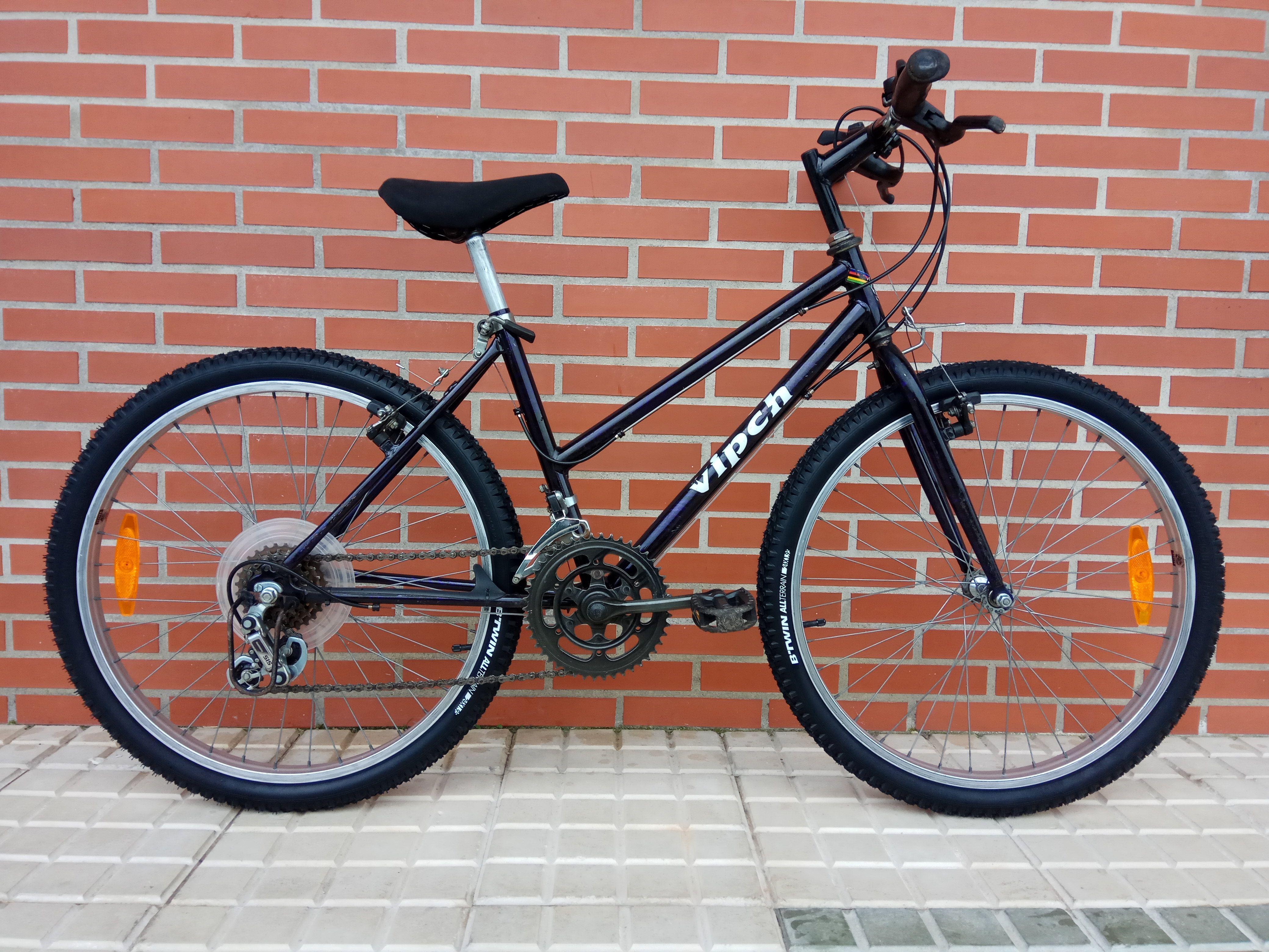 Bicicleta Vipch 80€ MARCA: Vipch MODELO: No consta CLASE: Montaña ...