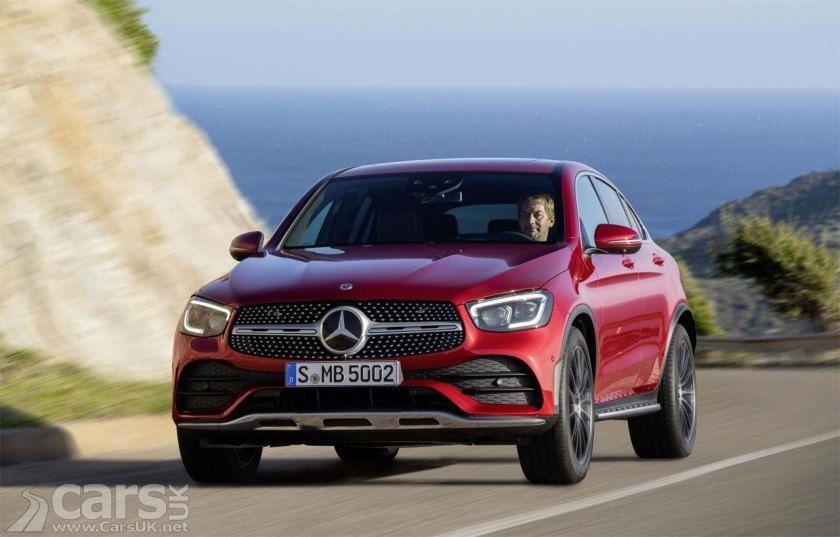 Mercedes Glc Coupe Gets A Bit Of A Facelift For 2019 Cars Uk Mercedes Benz Glc Mercedes Benz Glc Coupe Mercedes Benz