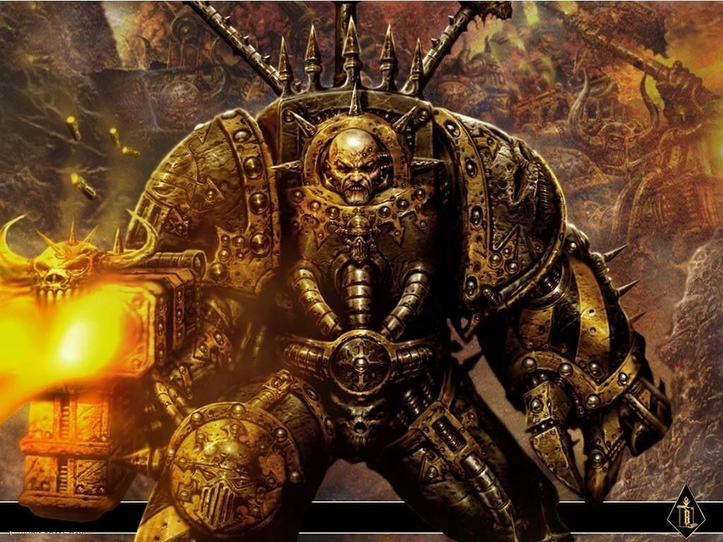Warhammer 40K Tyranid Wallpaper HD - dlwallhd.com