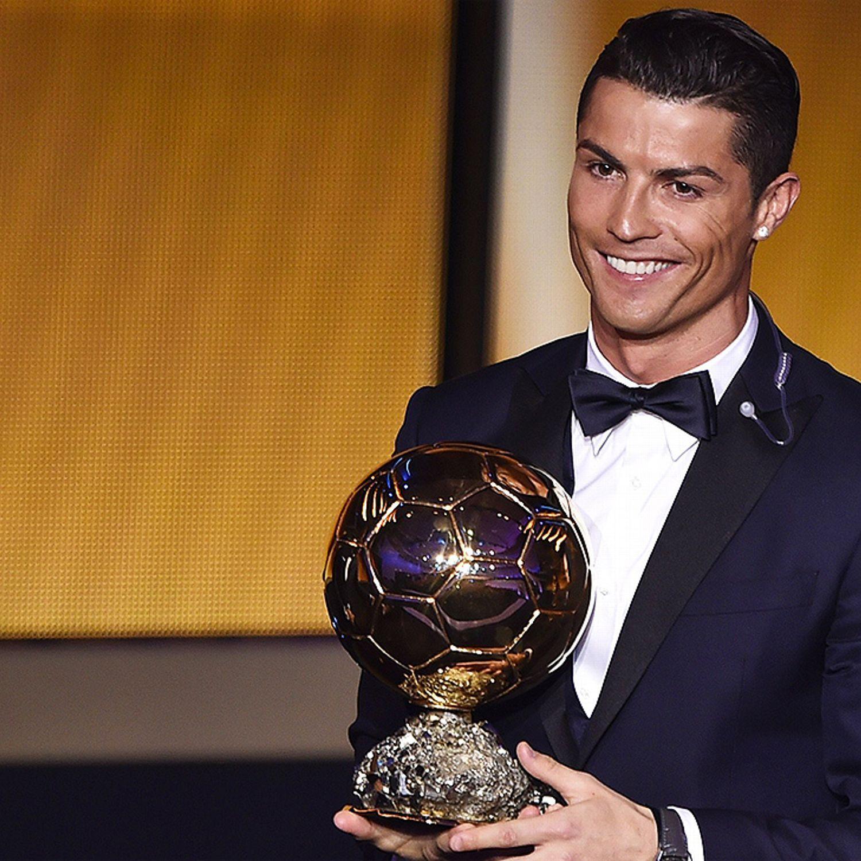 Ronaldo Wins Ballon D Or Again With Images Cristiano Ronaldo