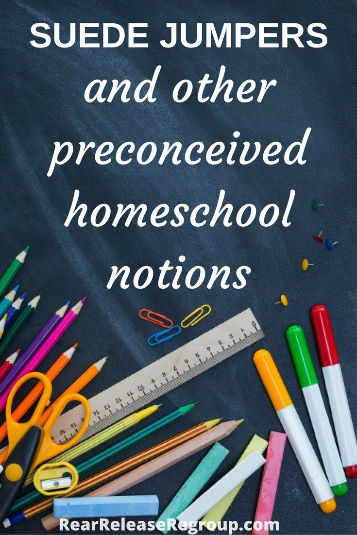 Suede jumpers and other homeschool preconceived notions; humor and perspective from a mom on socialization and thinking outside the box.