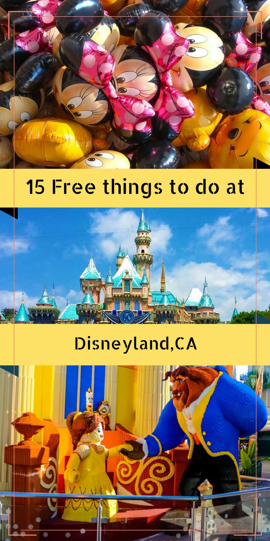 Photo of 15 kostenlose Aktivitäten in Disneyland, Kalifornien. – EazyNazy