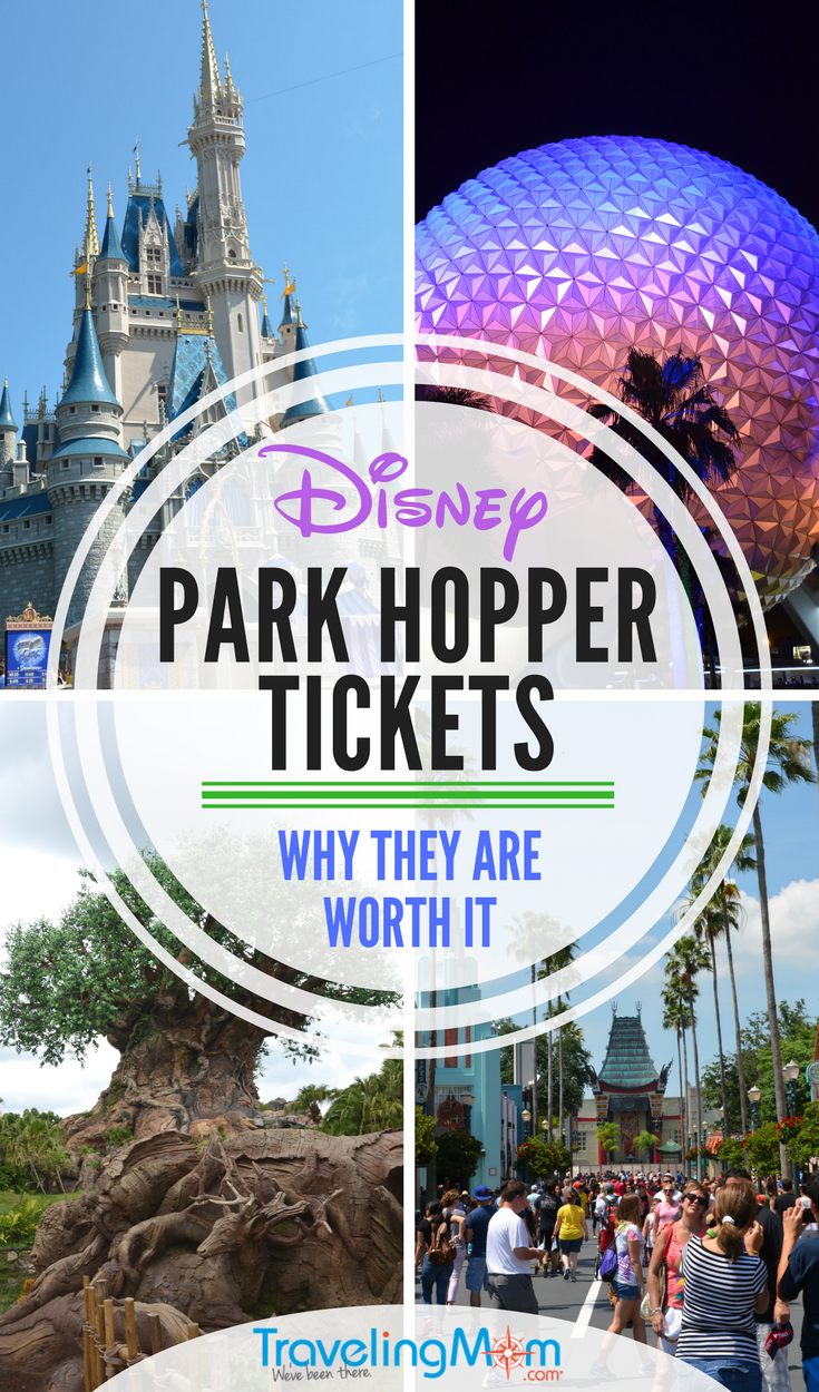 Are Disney Park Hopper Tickets Worth It Or A Waste Of