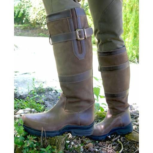 Mark Todd Vision Country Boots