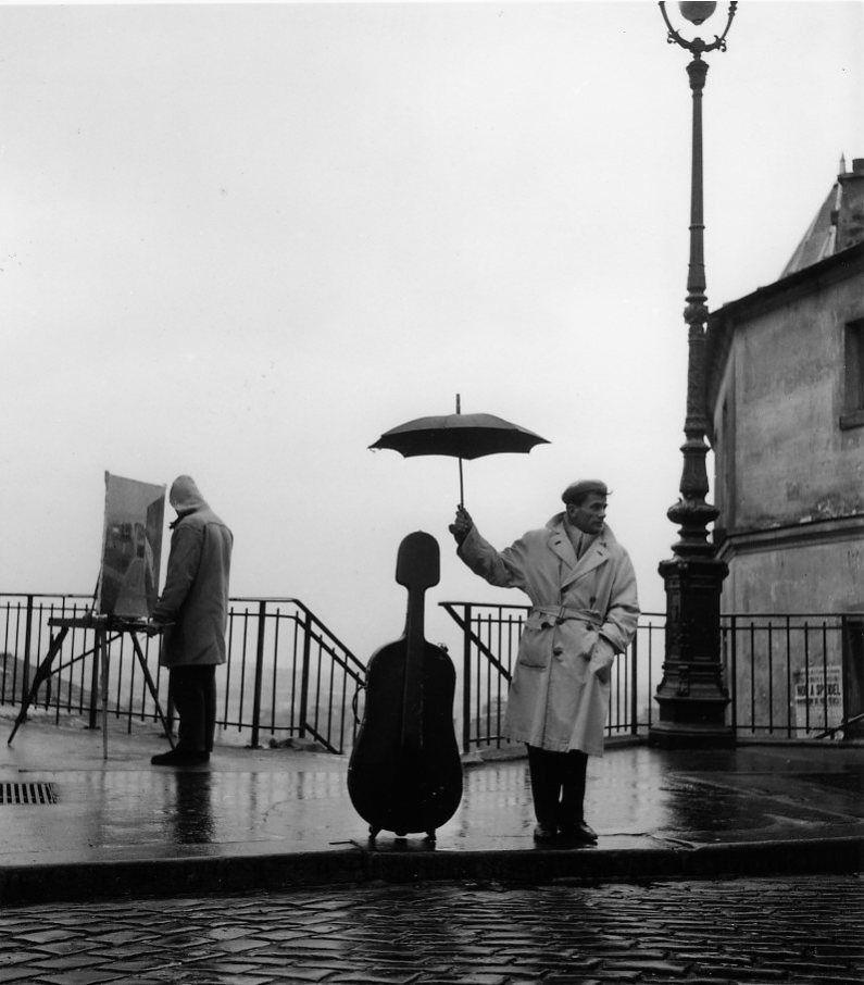 Famous street photographers robert doisneau 1912 1994