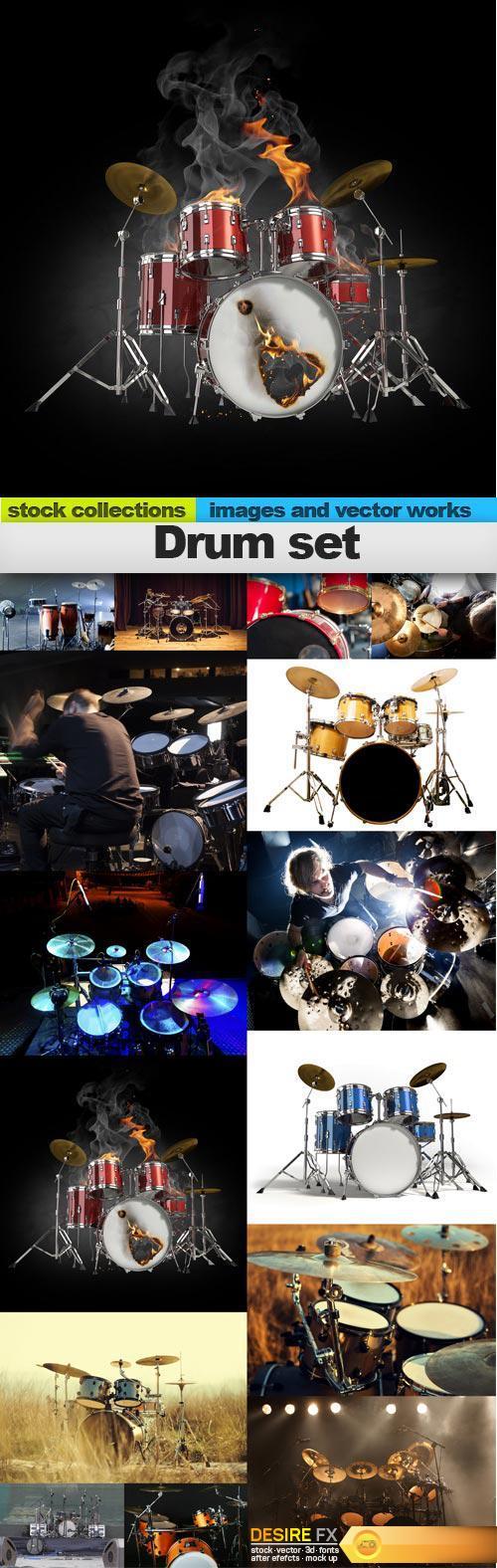 Drum set, 15 x UHQ JPEG  http://www.desirefx.me/drum-set-15-x-uhq-jpeg/