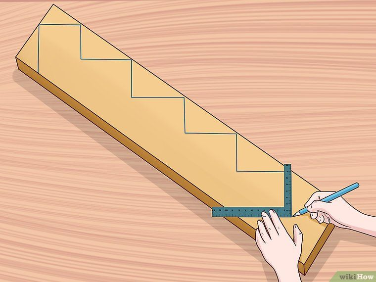 Pin On Projects To Try | Best Wood For Stair Stringers | Primer | Stair Railing | Deck | Porch | Deck Stairs