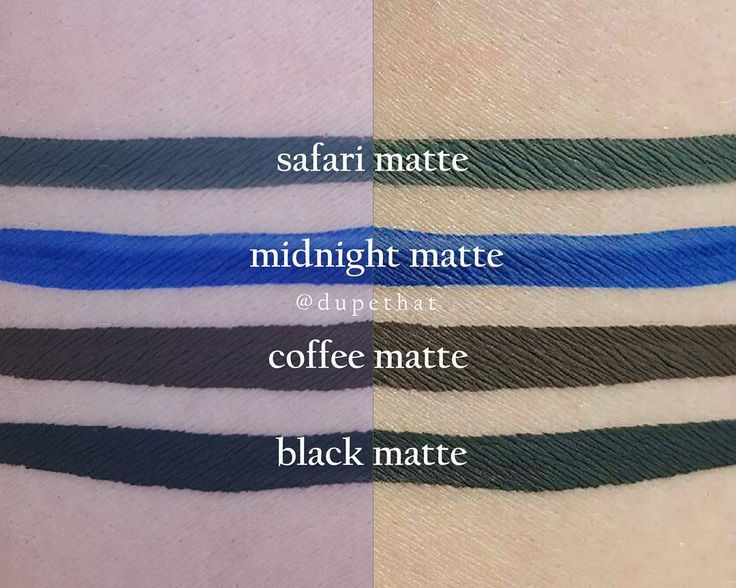 Stay Put Matte Liquid Eyeliner by Milani #13