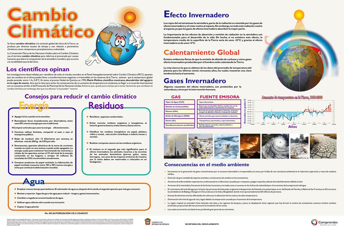 Infografía Cambio Climático Contenidos Definición Consejos Para Reducir El Cambio Climático Efect Cambio Climatico Calentamiento Global Texto Informativo