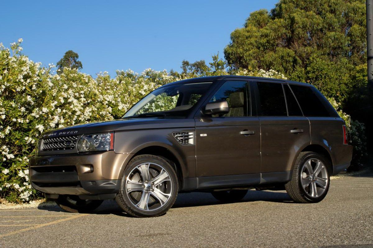 2010 Range Rover Sport Supercharged photo from the Car