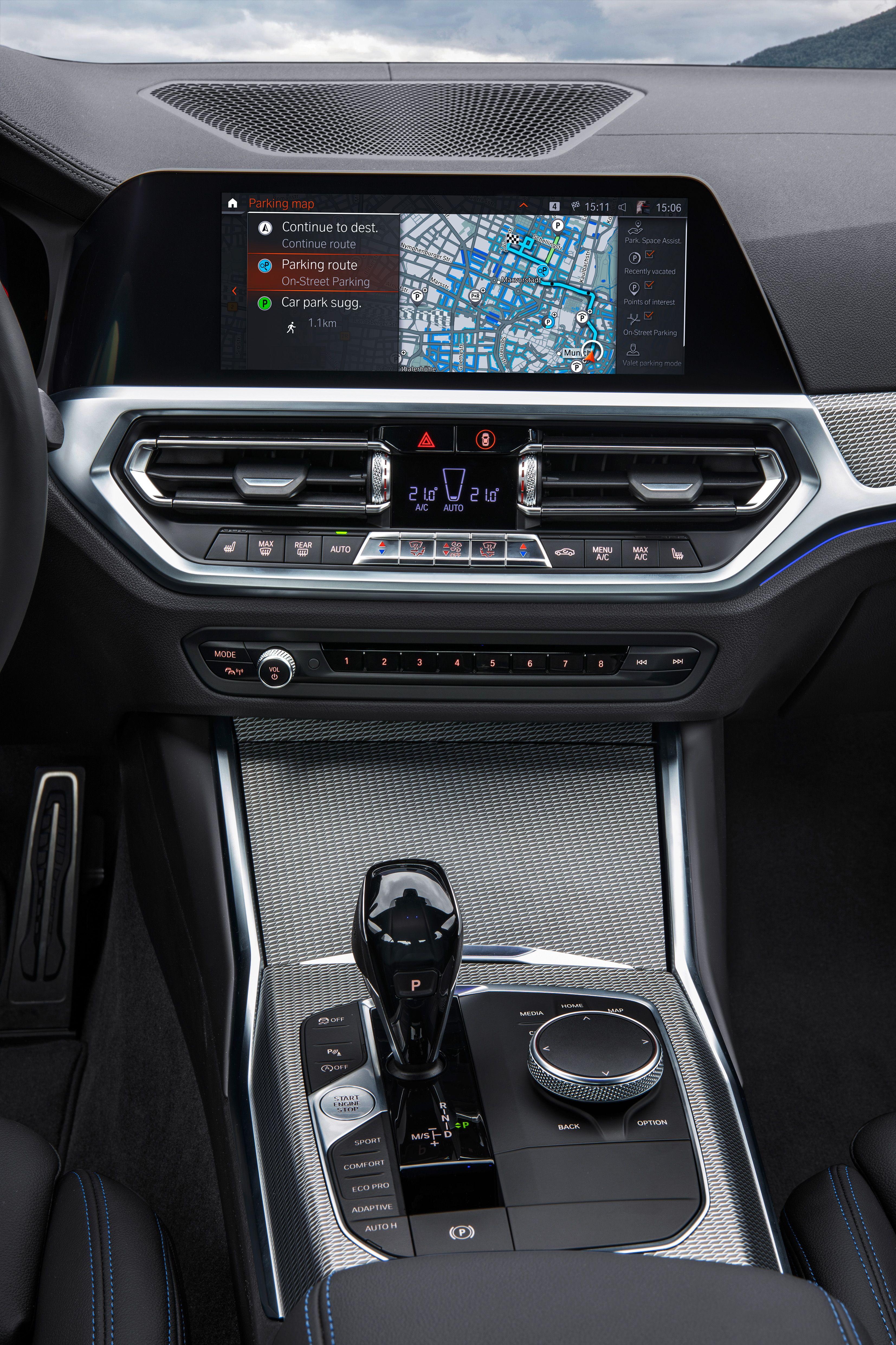 Innovations Connectivity Bmw G20 3series Sedan Xdrive