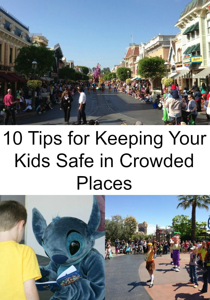 Keeping Kids Safe in Crowded Places What You Need to Know