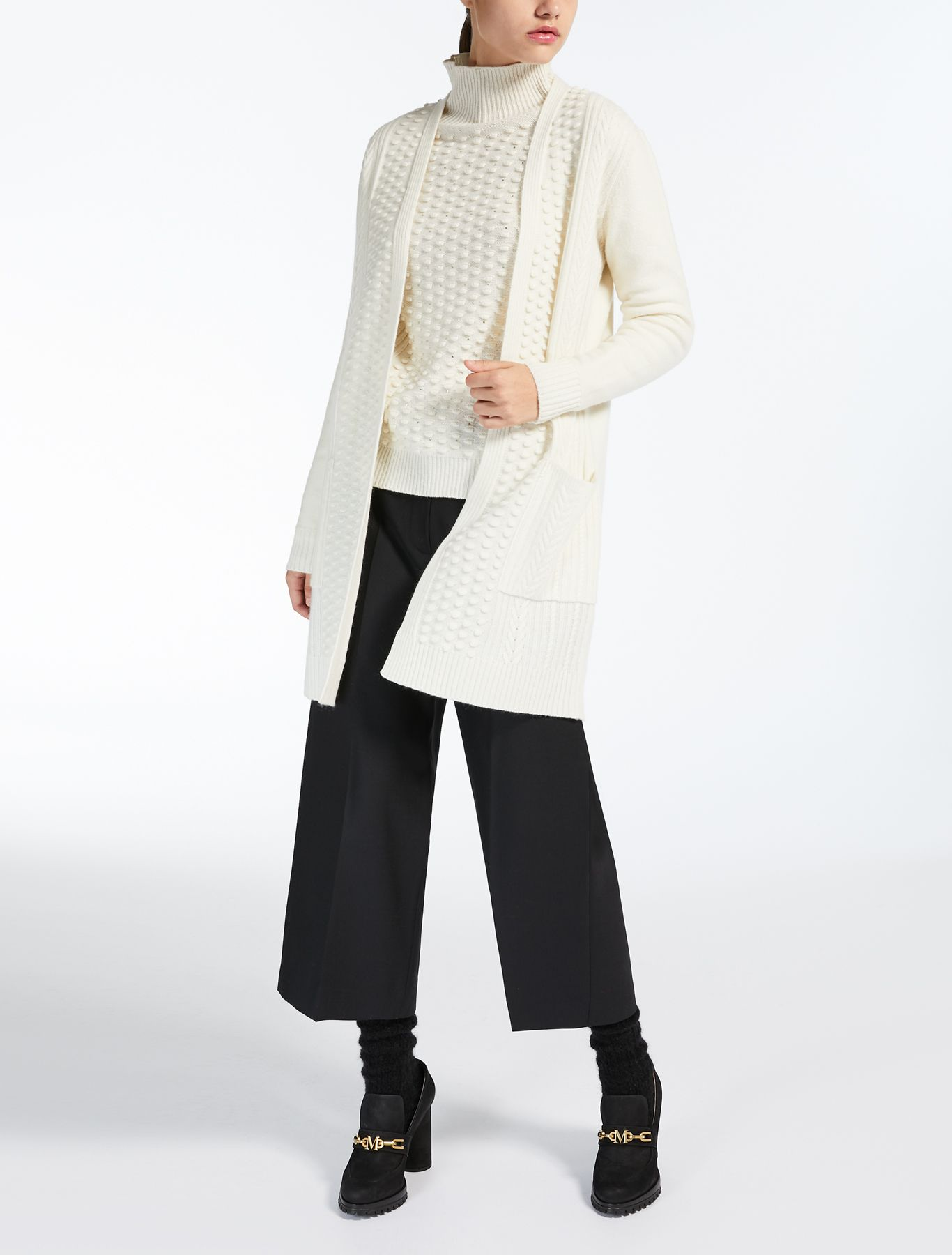 691cf7c65a Coat Length Cashmere Sweater A Wardrobe Staple Max Mara The Cashmere  Cardigan  A Wardrobe Staple for your winter fashion needs.