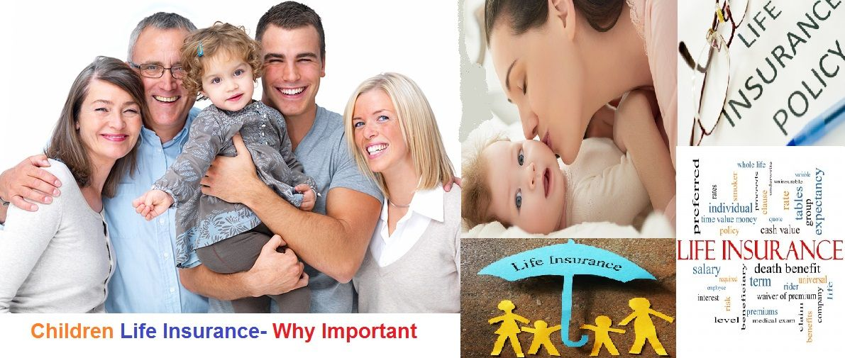 Children Life Insurance- Why Important | Child life, Best ...