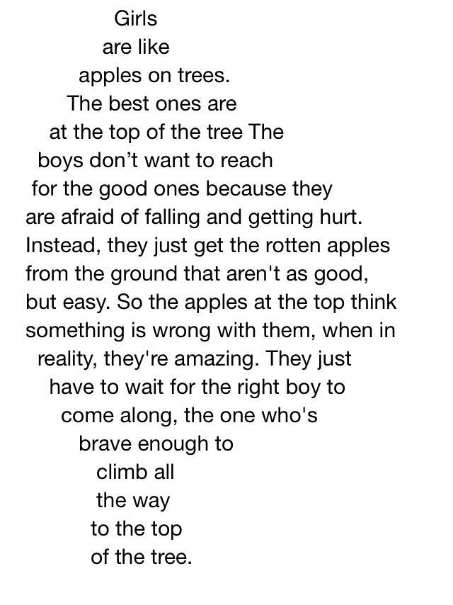 I Love This Analogy, Well Said! ❤ · Boyfriend GirlfriendBoyfriend QuotesPoetry  ...