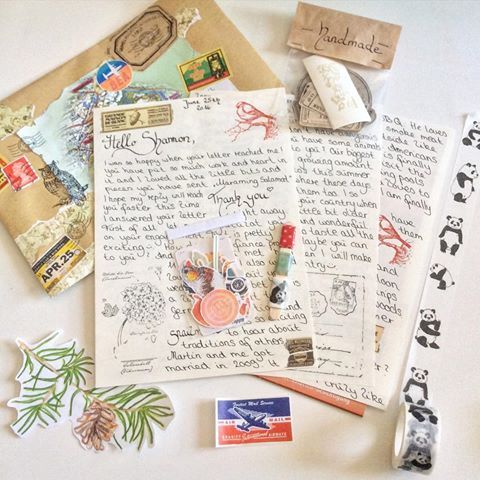 Makememoriestoday Instagram Photos And Videos Snail Mail Art Snail Mail Inspiration Snail Mail Pen Pals