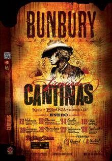 enrique bunbury licenciado cantinas album completo