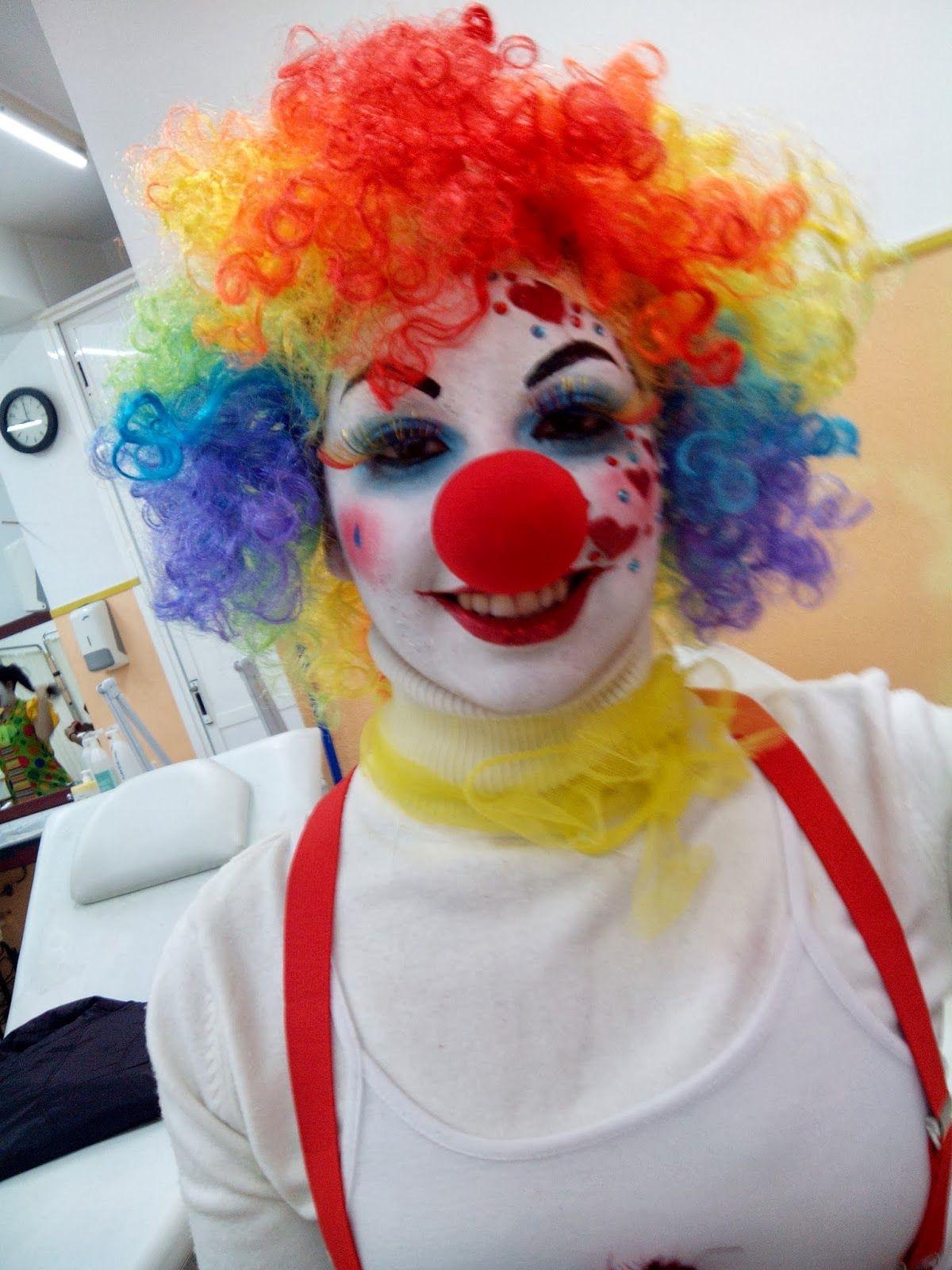 Pin by Bondan Dwi on Clowns | Cute clown, Female clown