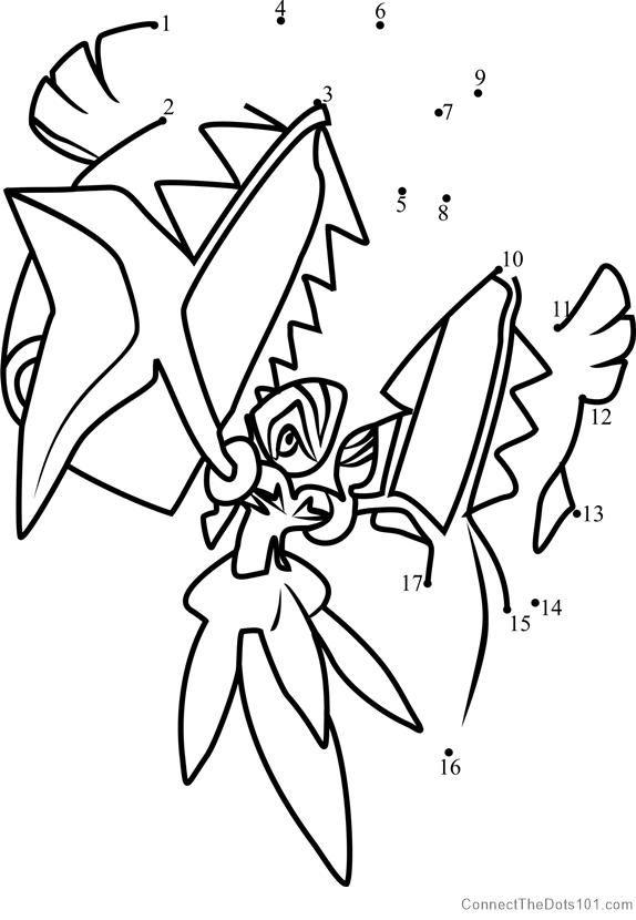 Tapu Koko Pokemon Sun And Moon Dot To Dot Pokemon Sun Pokemon Coloring Pages Dragon Coloring Page