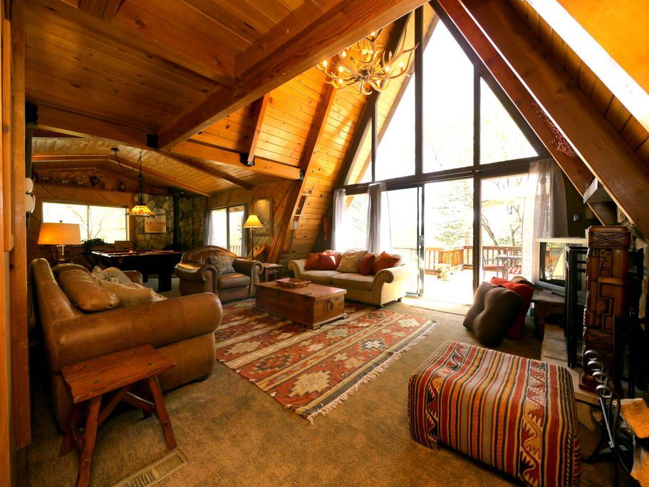 Pin by Tammera Wright on Cabin Renting a house, Big bear