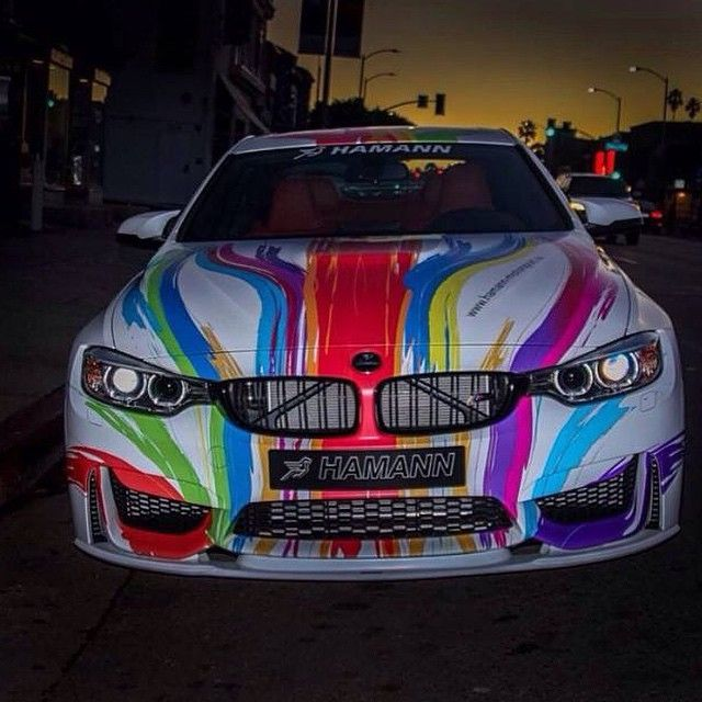 Sport Car Collections Jayde Mercedes Benz Customized: Hamann BMW M4