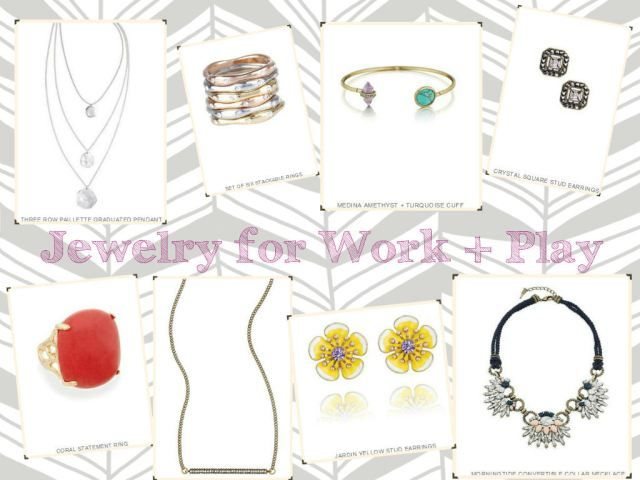 How to Accessorize with Jewelry #accessories #jewelry #fashion