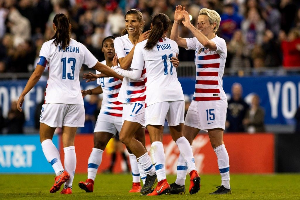 U.S. Women's Soccer Team Sues U.S. Soccer for Gender