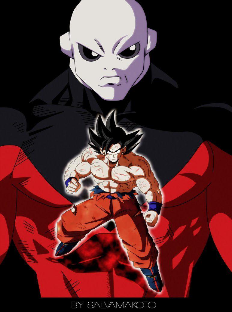 Goku Vs Jiren By Salvamakoto Goku Goku Vs Jiren Goku Vs
