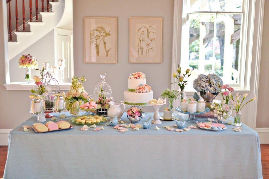 Victorian Themed Wedding Dessert Table Wine Country Weddings