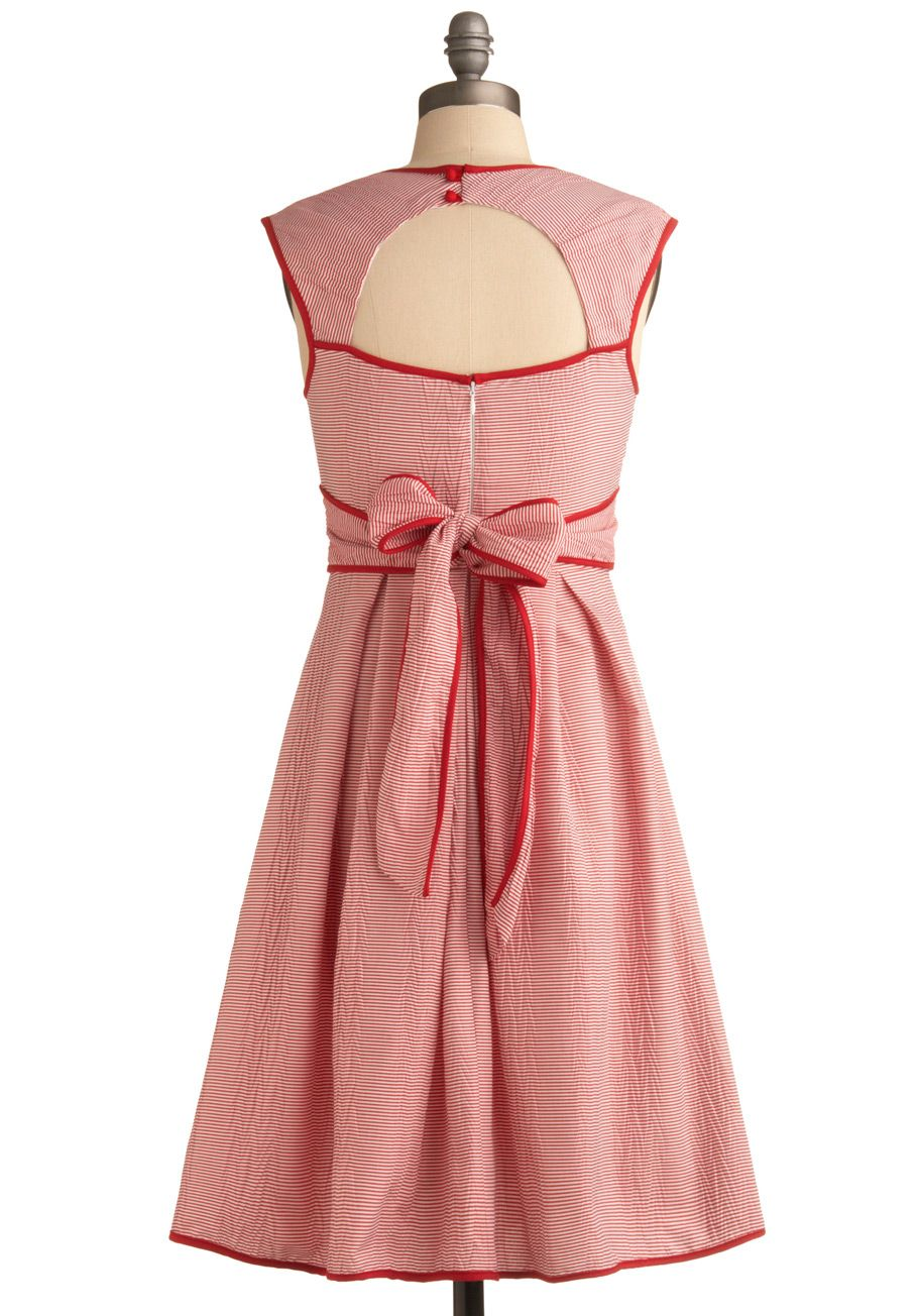 Doing the Two-Step Dress (modcloth) $89.99 back. love the cutout ...