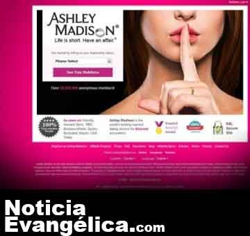 Ashley Madison revela la infidelidad de miles de funcionarios de EEUU