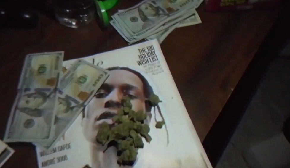 Music Video: ASAP Rocky – Herojuana Blunts | Music | Pinterest ...