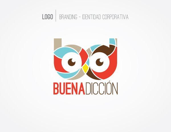 Identidad Corporativa Buenadicción Magazine by Saúl Escobar, via Behance