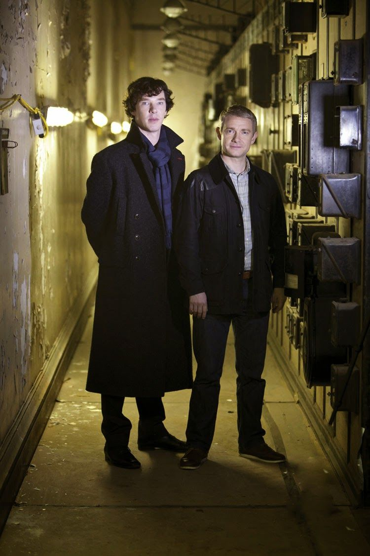 John Watson S2 BBC Sherlock Promo Pictures   Updated: Picture From The  U0027Sherlockedu0027 Magazine Added To The Bottom. Click Here For SHQ: Pic 5:  (2821xu2026  Dr Watson I Presume
