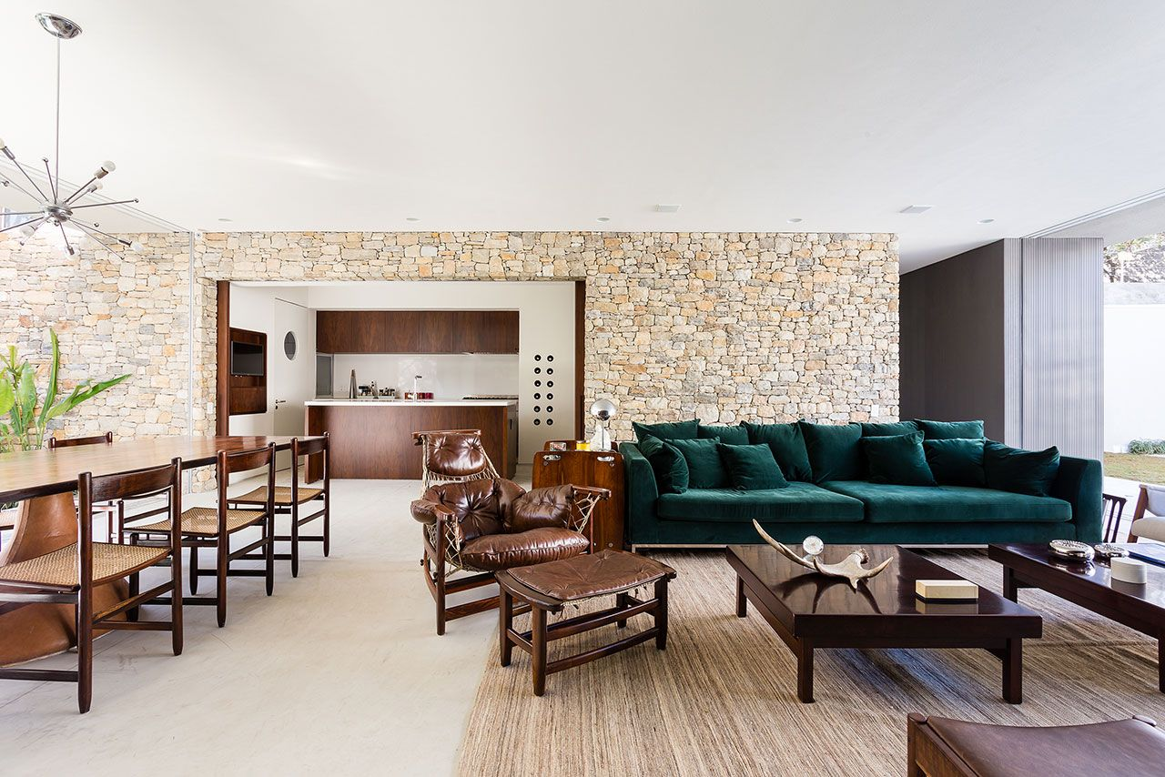 Casa lara in são paulo by felipe hess photo by ricardo bassetti https