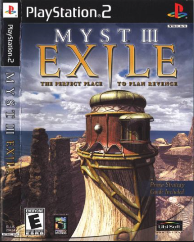 Myst III Exile PS2 ISO Free Download | PS2 Games Free
