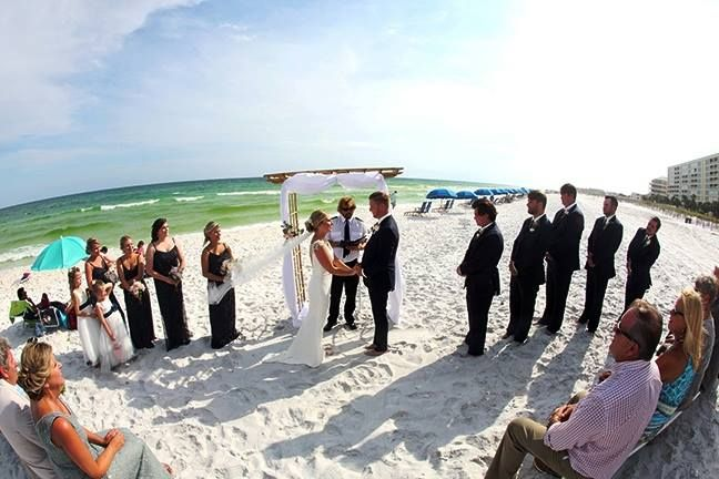Wedding Planner Expertise And Planning Guide For Destin Beach Weddings