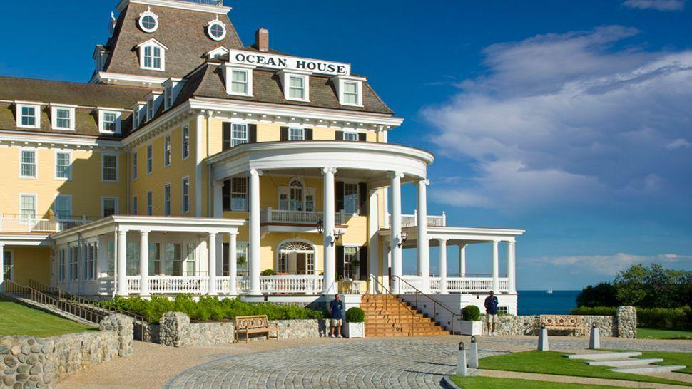 The 10 Best Beach Hotels In World Coastal Living Ocean House Watch Hill Rhode Island