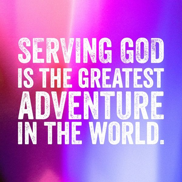 Image result for quote about serving God christian