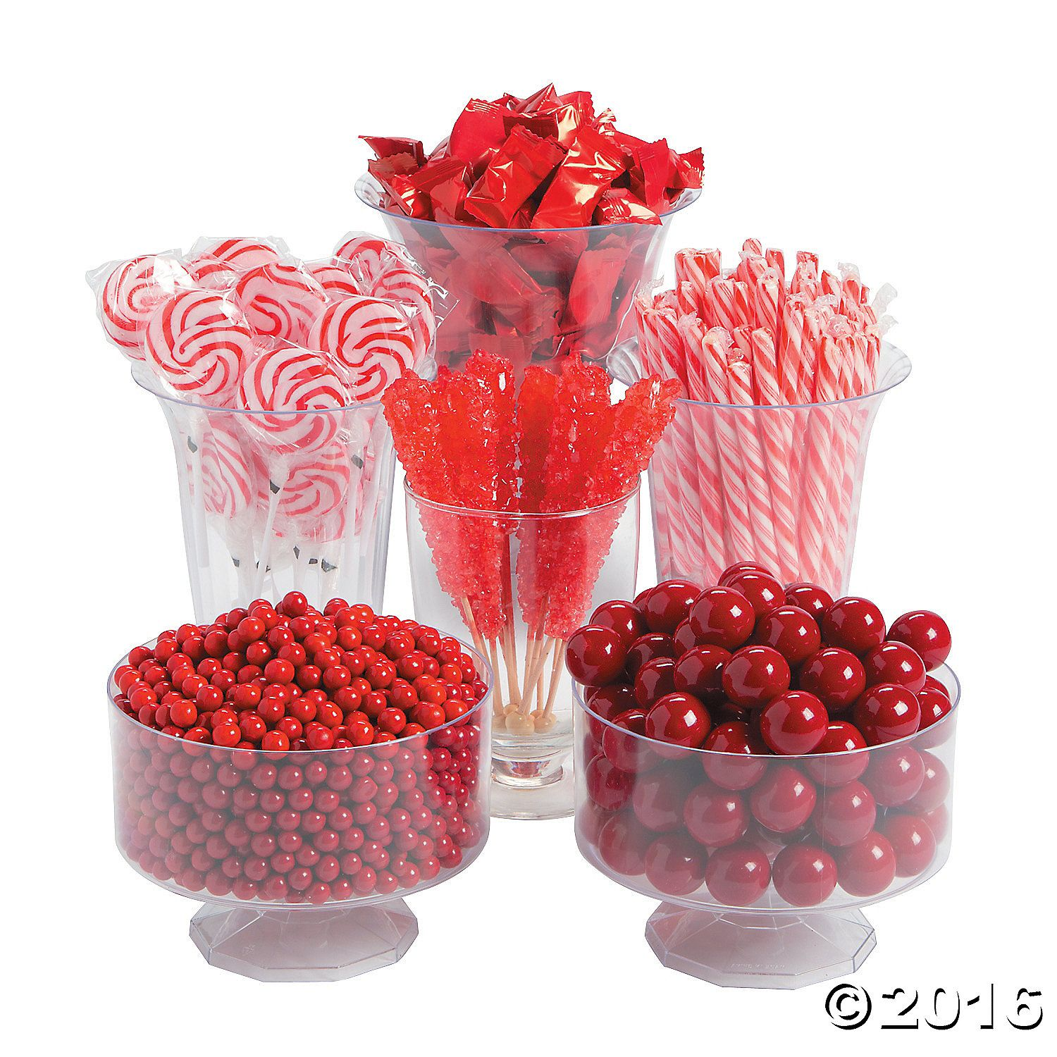 Brilliant Red Candy Buffet Assortment 1513Pc Party Supplies Canada Interior Design Ideas Grebswwsoteloinfo