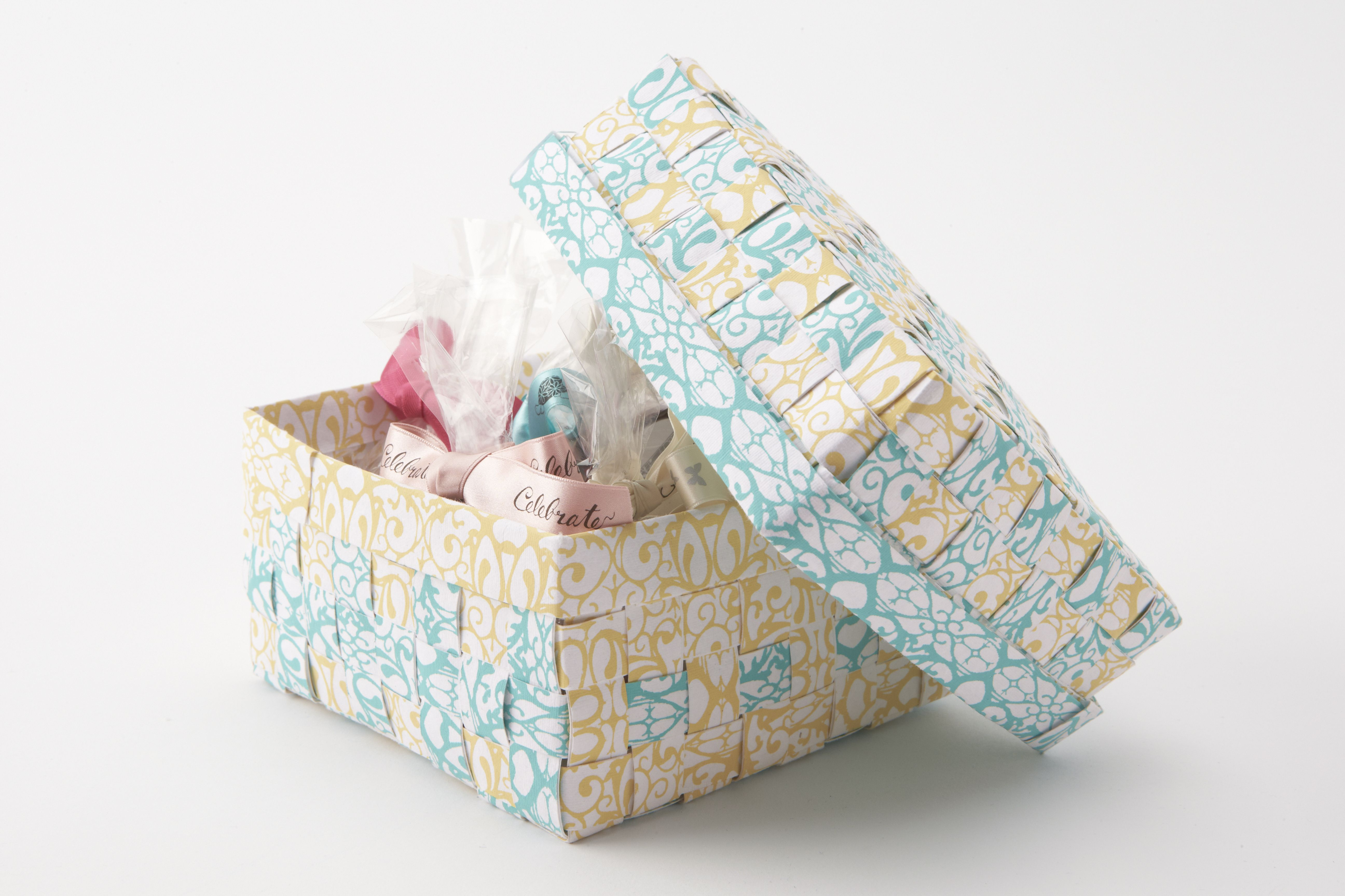 Do it yourself gift wrap basket should be in every home how to do it yourself gift wrap basket should be in every home how solutioingenieria Gallery