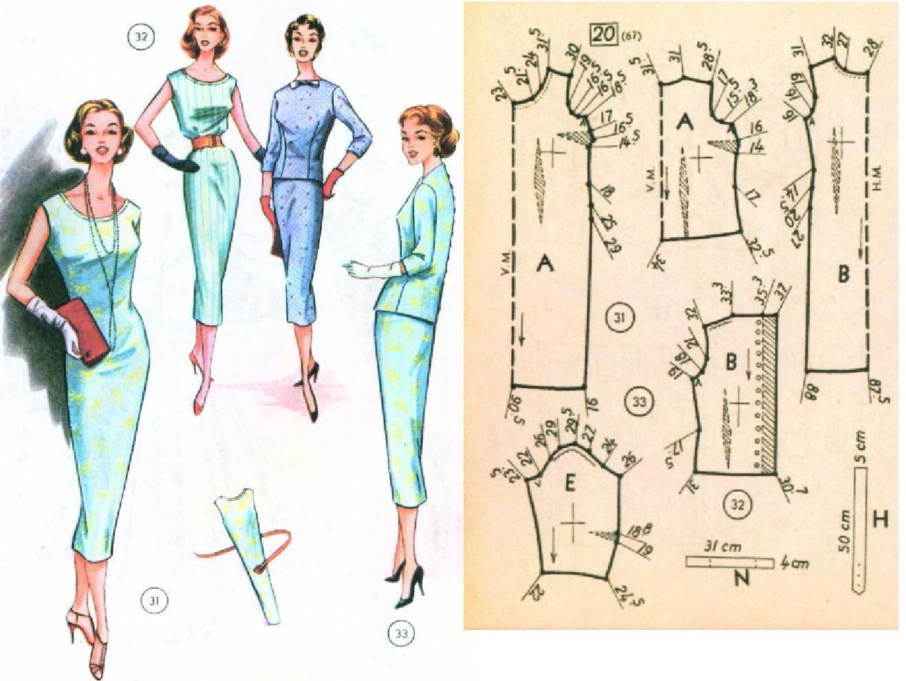 dress and jacket | Dress patterns from yonder | Pinterest | De oro ...