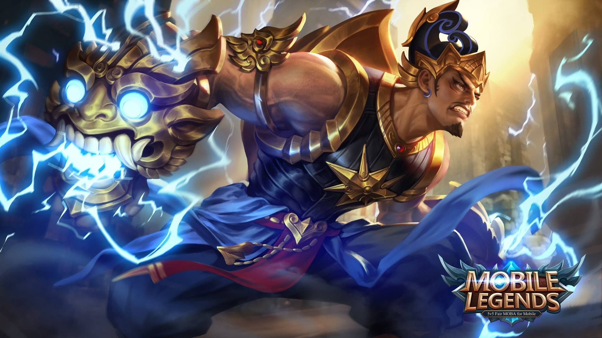 Image for Awesome Wallpaper HD Mobile Legends Ws018ml  Mobile