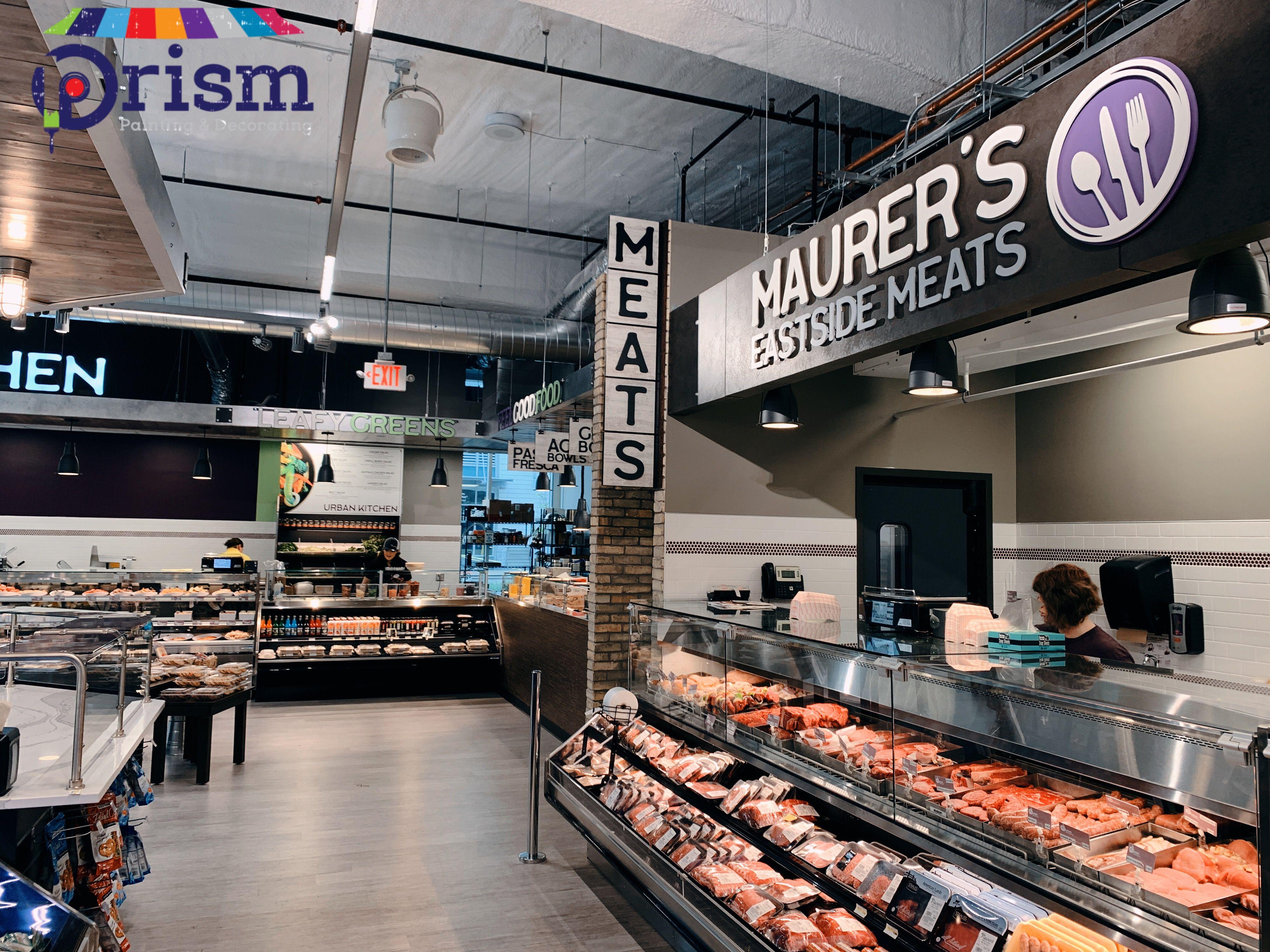 Fresh Meat Grocery Store Design Store Decor Unique Remodel