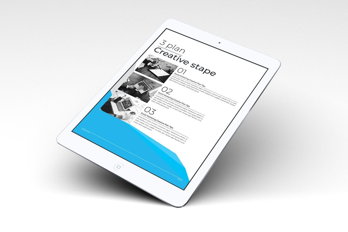 Corporate EBook & EGuide in 2020 Business proposal