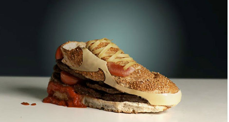 A Brief History of Sneakers Inspired by Food and Beer | First We Feast