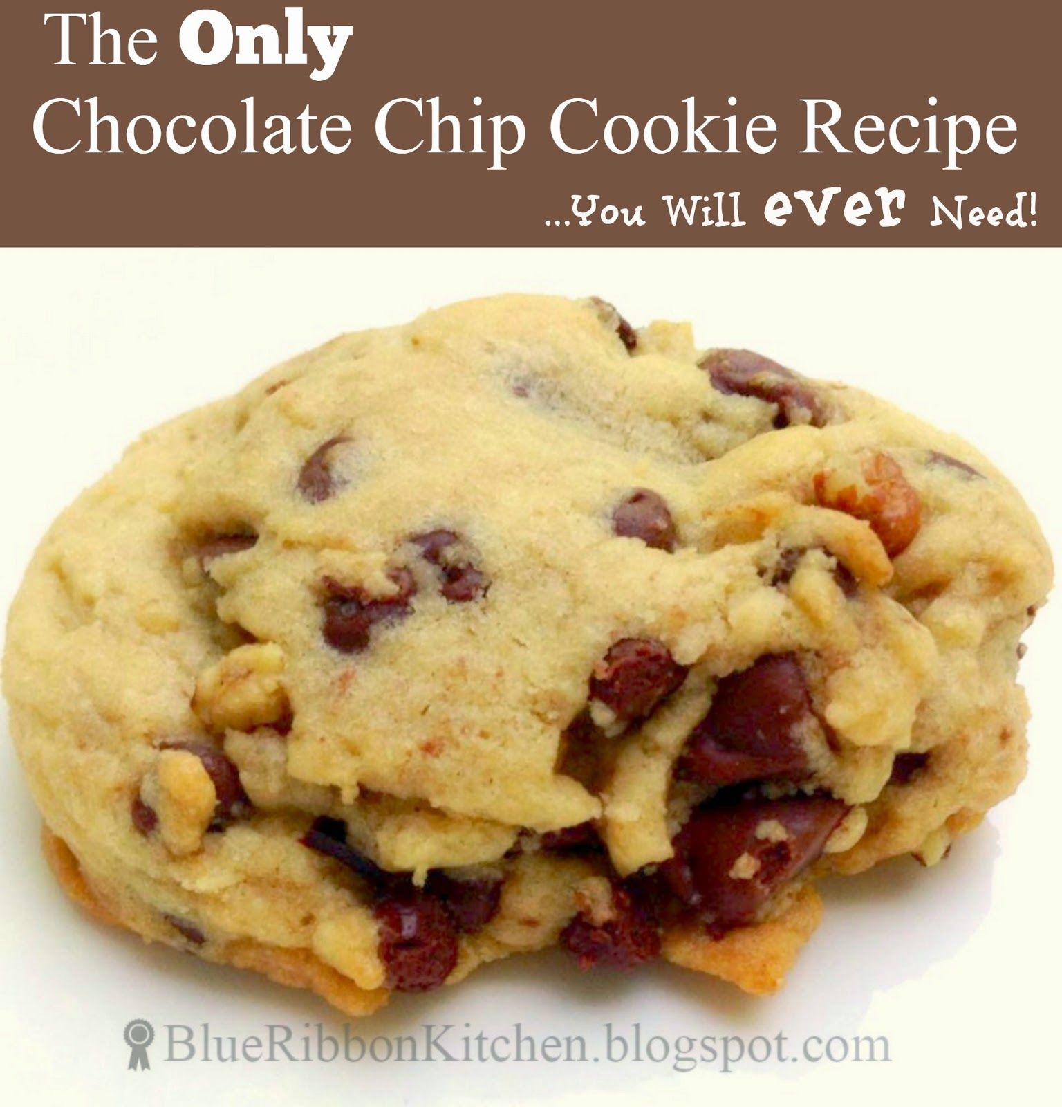 Chocolate Chip Cookies  are a perfect all-American comfort food. They are so versatile, they really can go just about anywhere-- so po...
