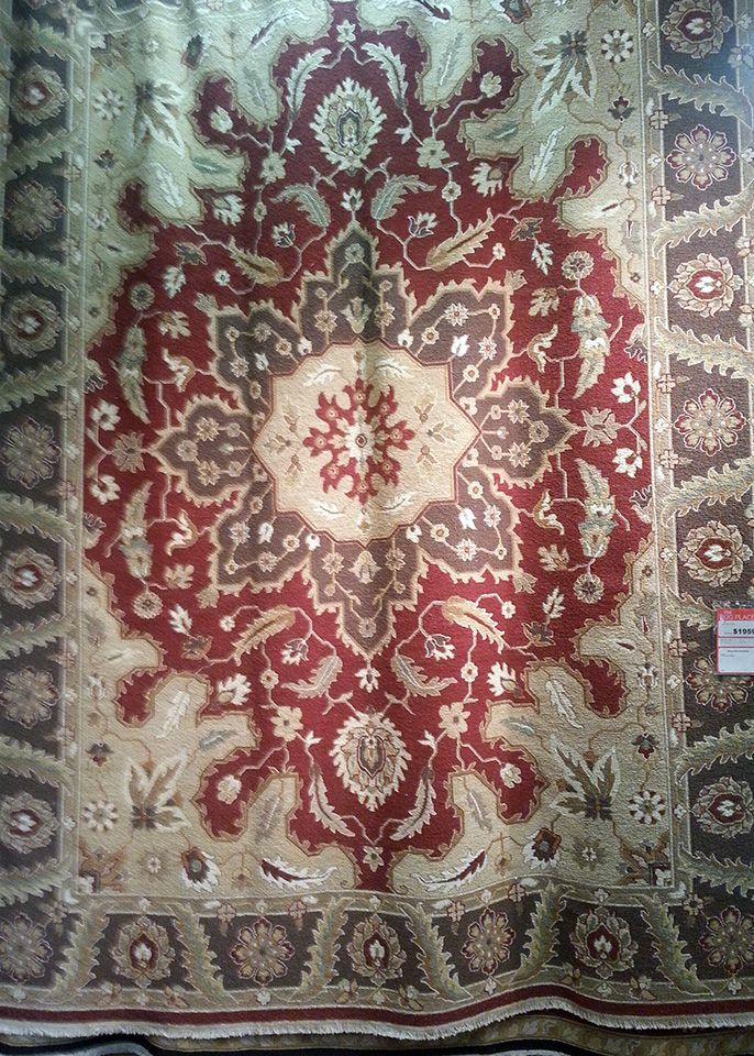 Great Red Soumak At The Rug Place Baton Rouge Www